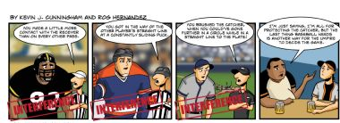 Interference: The most universally hated call in all of sports...except for the Tuck Rule.