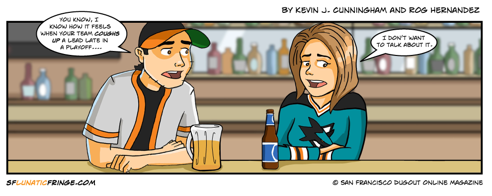 Just gonna say it: maybe the Sharks should keep some draft picks.